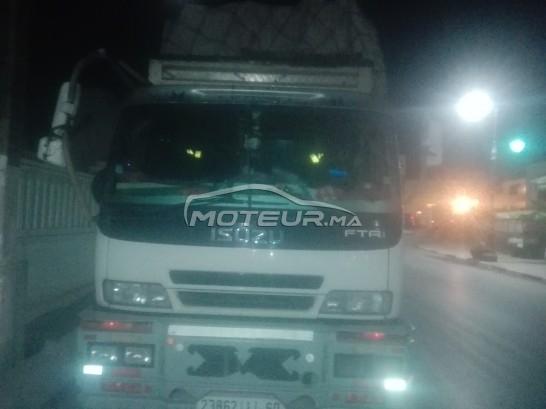 شاحنة في المغرب ISUZU Ftr - 251660