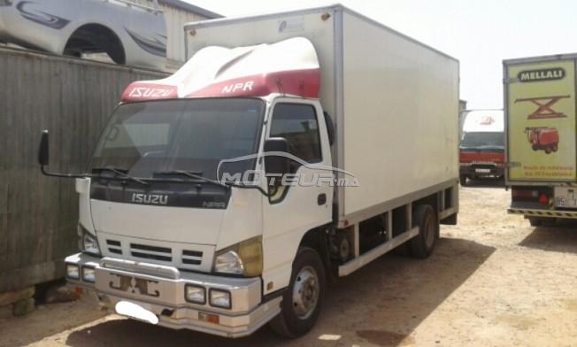 شاحنة في المغرب إزيزو نبر - 174358