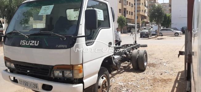 Camion au Maroc ISUZUNpr - 325330