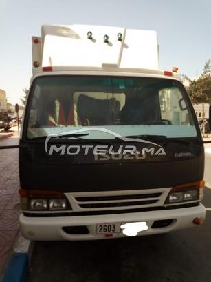 Camion au Maroc ISUZUNpr Canter frigo - 290219