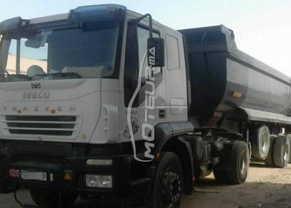 شاحنة في المغرب إفيكو 380ي42 6كس4 - 212874