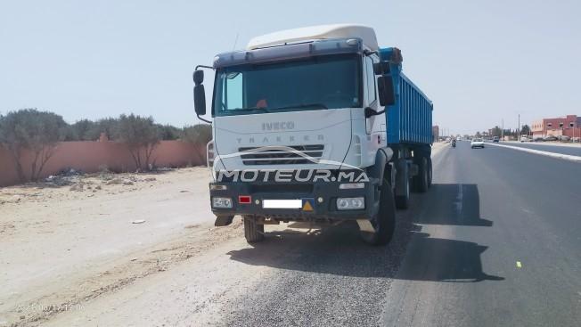 شراء شاحنة مستعملة IVECO 380e42 6x4 Trakker 380 في المغرب - 362826