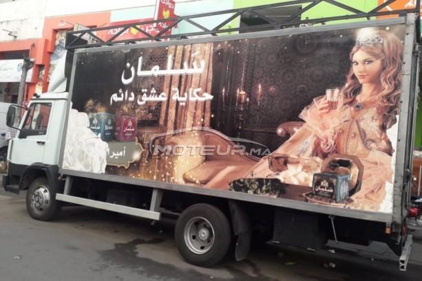 Camion au Maroc IVECO65-9 - 260728