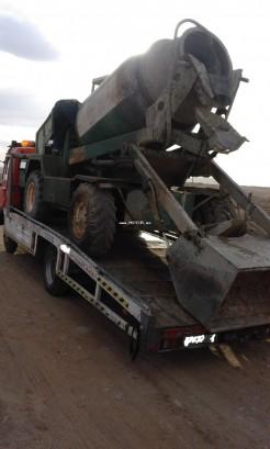 شاحنة في المغرب إفيكو اوتري Dépannage plateau - 121368