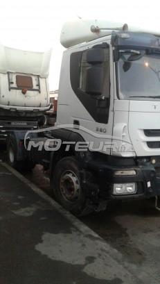 شاحنة في المغرب إفيكو 380ي42 6كس4 - 193204