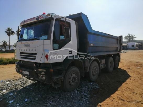 شاحنة في المغرب IVECO Trakker - 260727