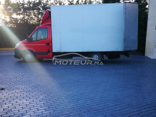 Acheter camion occasion IVECO Daily 35s15 au Maroc - 276456
