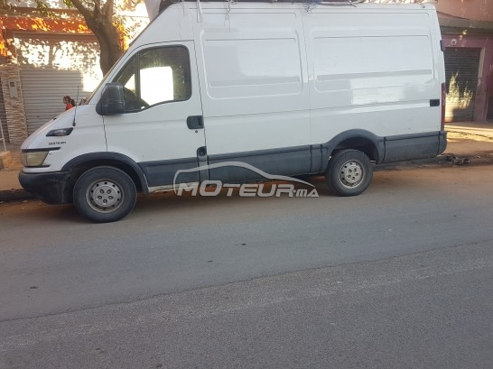 Voiture au Maroc IVECO Daily - 211025
