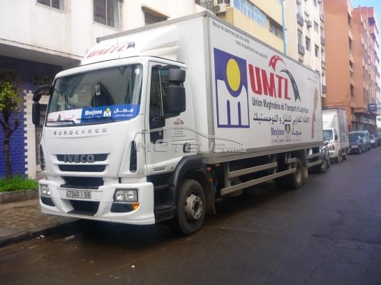 Camion au Maroc IVECOEurocargo ml 75e15 Ml140e22 - 199600