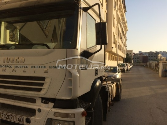 شاحنة في المغرب IVECO Stralis - 229363