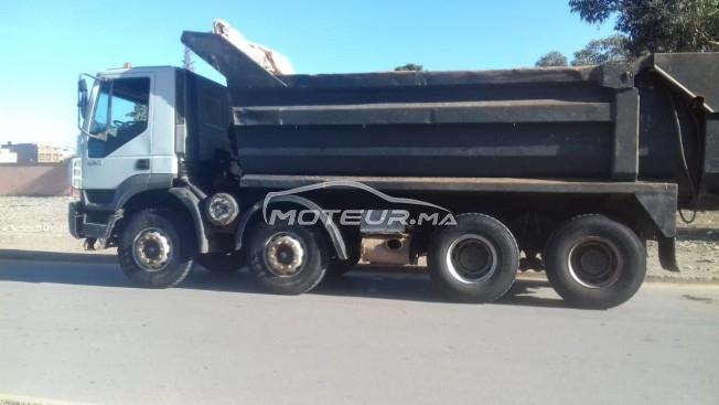 شاحنة في المغرب IVECO Trakker 420 - 311891