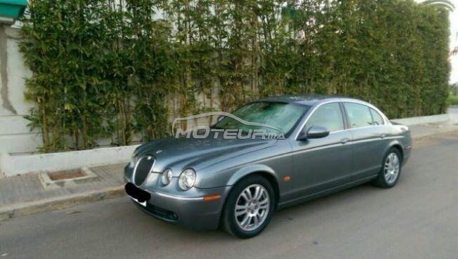 jaguar type s 2005 essence 159821 occasion casablanca maroc. Black Bedroom Furniture Sets. Home Design Ideas