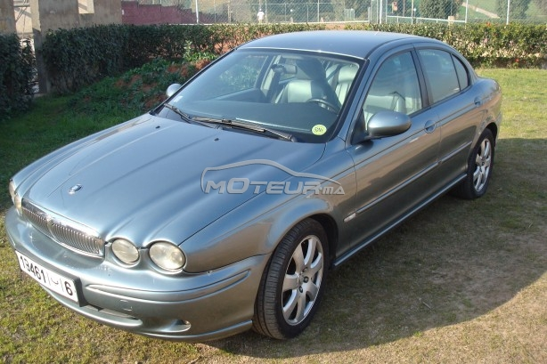 JAGUAR Type x occasion