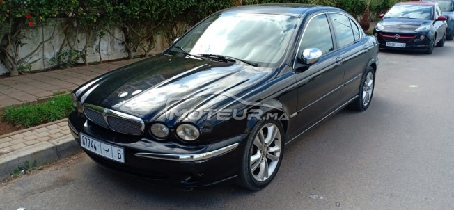 JAGUAR Type x 2,0d مستعملة