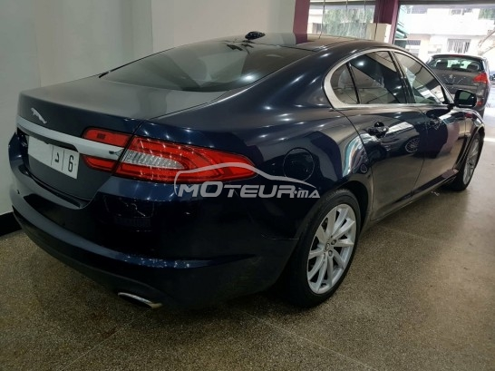 jaguar xf premium luxury 2012 diesel 207378 occasion casablanca maroc. Black Bedroom Furniture Sets. Home Design Ideas