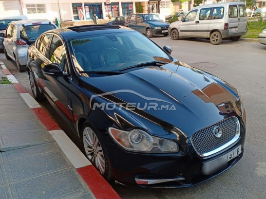 Voiture au Maroc JAGUAR Xf 5.0i v8 385 ch bva luxe premium - 260527