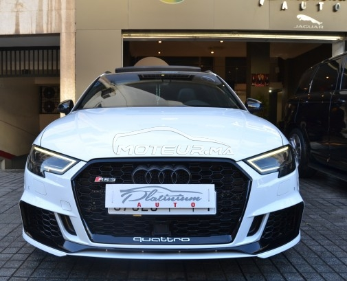Voiture Audi A3 2019 à casablanca  Essence