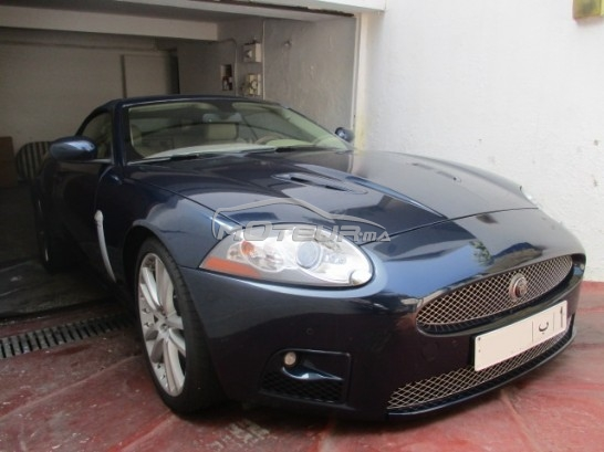 jaguar xkr cabriolet 2009 essence 183090 occasion casablanca maroc. Black Bedroom Furniture Sets. Home Design Ideas
