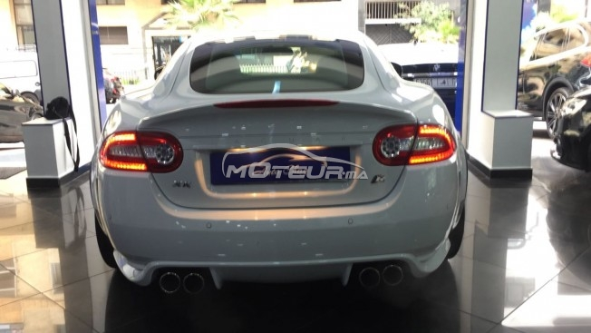 JAGUAR Xkr Supercharged v8 occasion 502566