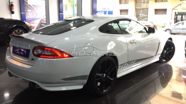 JAGUAR Xkr Supercharged v8 occasion 502567