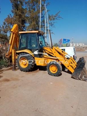 Camion au Maroc JCB3cx - 325881