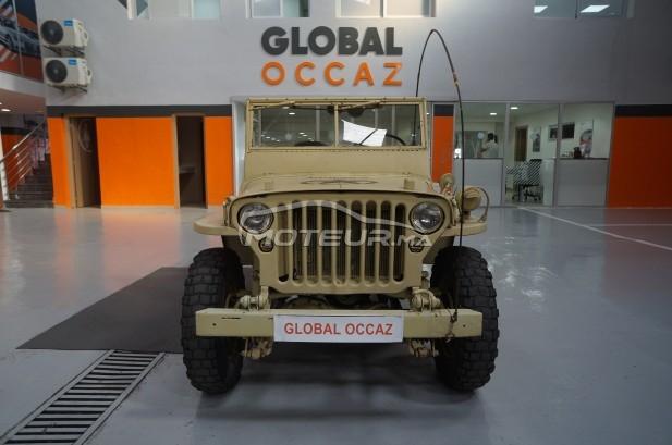سيارة في المغرب JEEP Willys - 269302