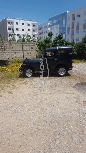 سيارة في المغرب جيب سج5 - 219686