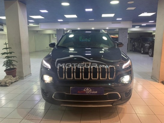 JEEP Cherokee occasion 666243