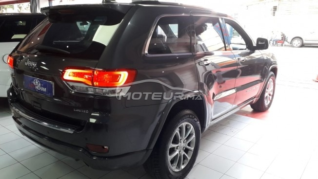 JEEP Grand cherokee Limited occasion 663807