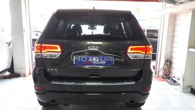 JEEP Grand cherokee Limited occasion 663805