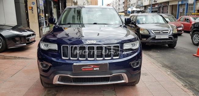 سيارة في المغرب JEEP Grand cherokee V6 limited - 257119