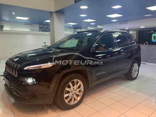 JEEP Cherokee occasion 666244