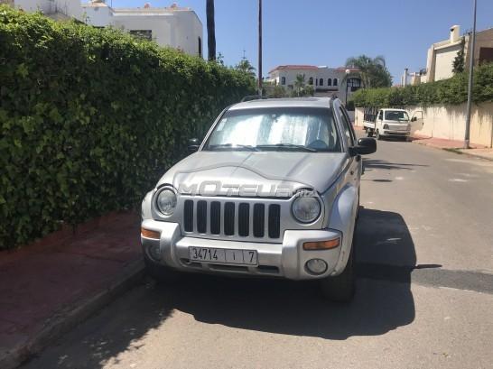 سيارة في المغرب JEEP Cherokee 2.8 crd - 215179