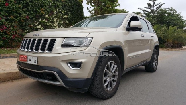 jeep grand cherokee achat vente jeep grand cherokee autos post. Black Bedroom Furniture Sets. Home Design Ideas