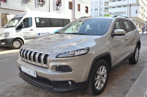 سيارة في المغرب JEEP Cherokee Logitude id - 332785