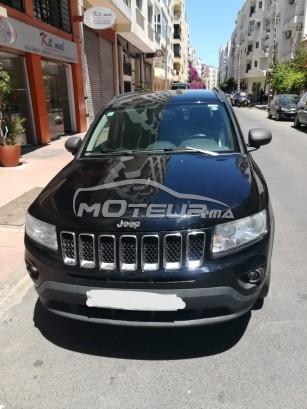 سيارة في المغرب جيب كومباس crd limited - 219022