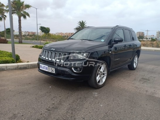 JEEP Compass 2.0 multijet 140 ed 4x4 مستعملة
