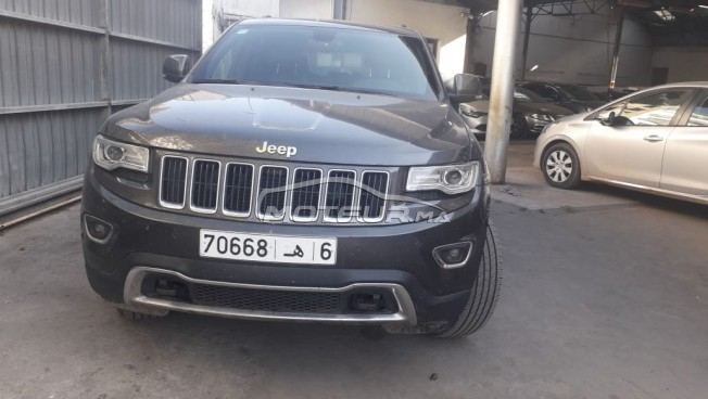 Voiture au Maroc JEEP Grand cherokee Grand cherokee 3.0l crd ed - 264833