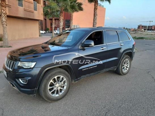 Voiture Jeep Grand cherokee 2015 à marrakech  Diesel  - 12 chevaux