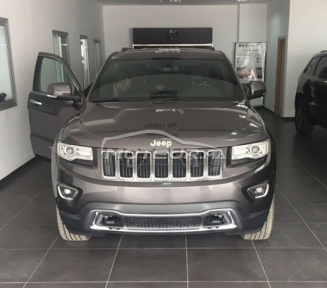 سيارة في المغرب JEEP Grand cherokee Limited ed - 265622