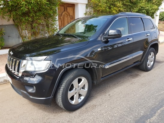 Voiture au Maroc JEEP Grand cherokee Limited 4x4 - 228116