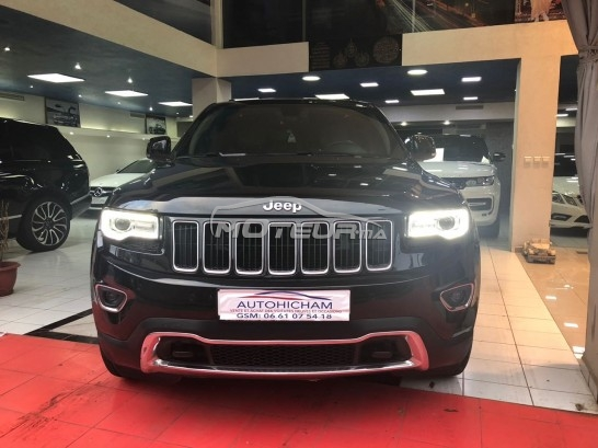 Voiture au Maroc JEEP Grand cherokee 4x4 limited trail rated - 222600