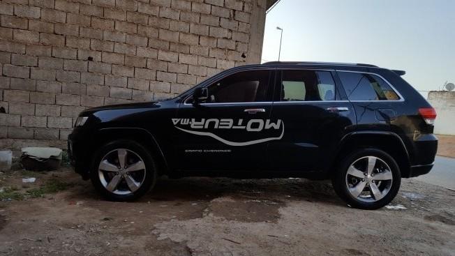 سيارة في المغرب JEEP Grand cherokee Overland - 220026