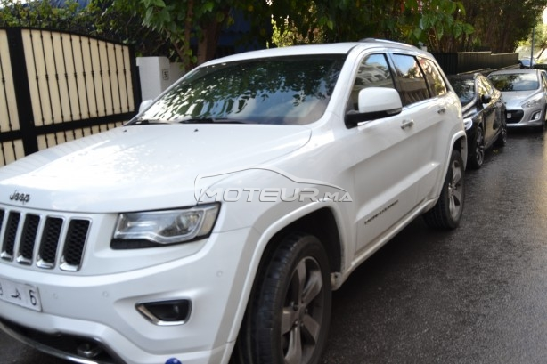 JEEP Grand cherokee Bva مستعملة