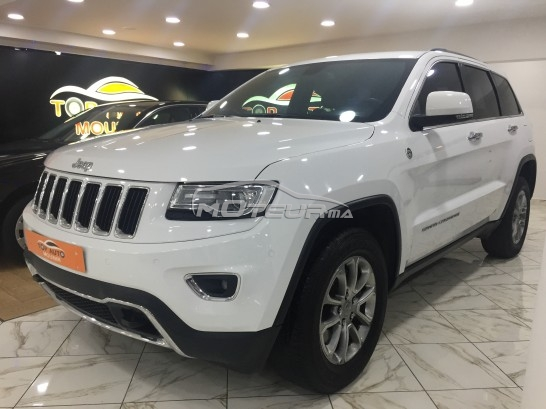 jeep grand cherokee limited 4x4 2016 diesel 158642 occasion casablanca maroc. Black Bedroom Furniture Sets. Home Design Ideas