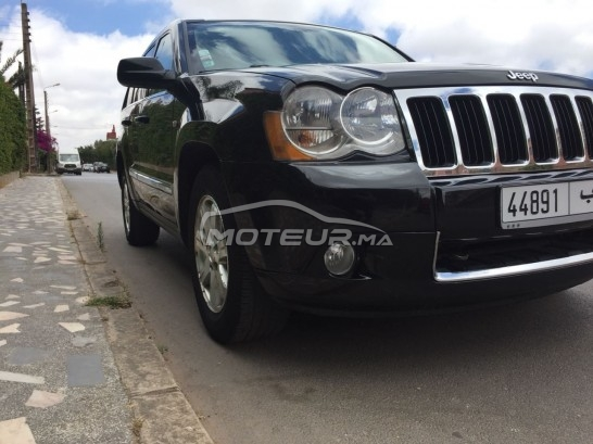Voiture au Maroc JEEP Grand cherokee Crd v6 3.0 ed - 225683