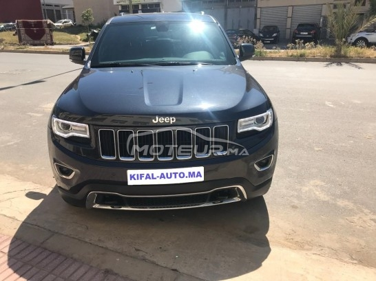 JEEP Grand cherokee 4x4 ed مستعملة