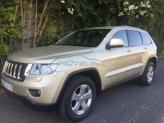 Voiture au Maroc JEEP Grand cherokee Limited crd - 164144