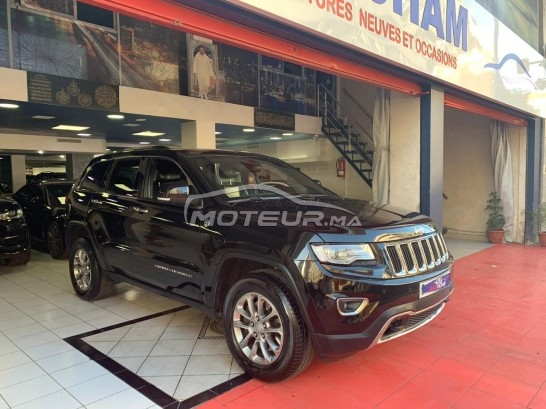 JEEP Grand cherokee V6 occasion
