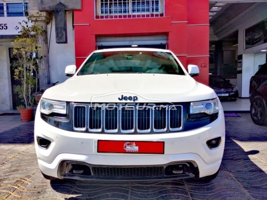 سيارة في المغرب JEEP Grand cherokee - 317615